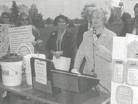 Mayor Nancy Jones